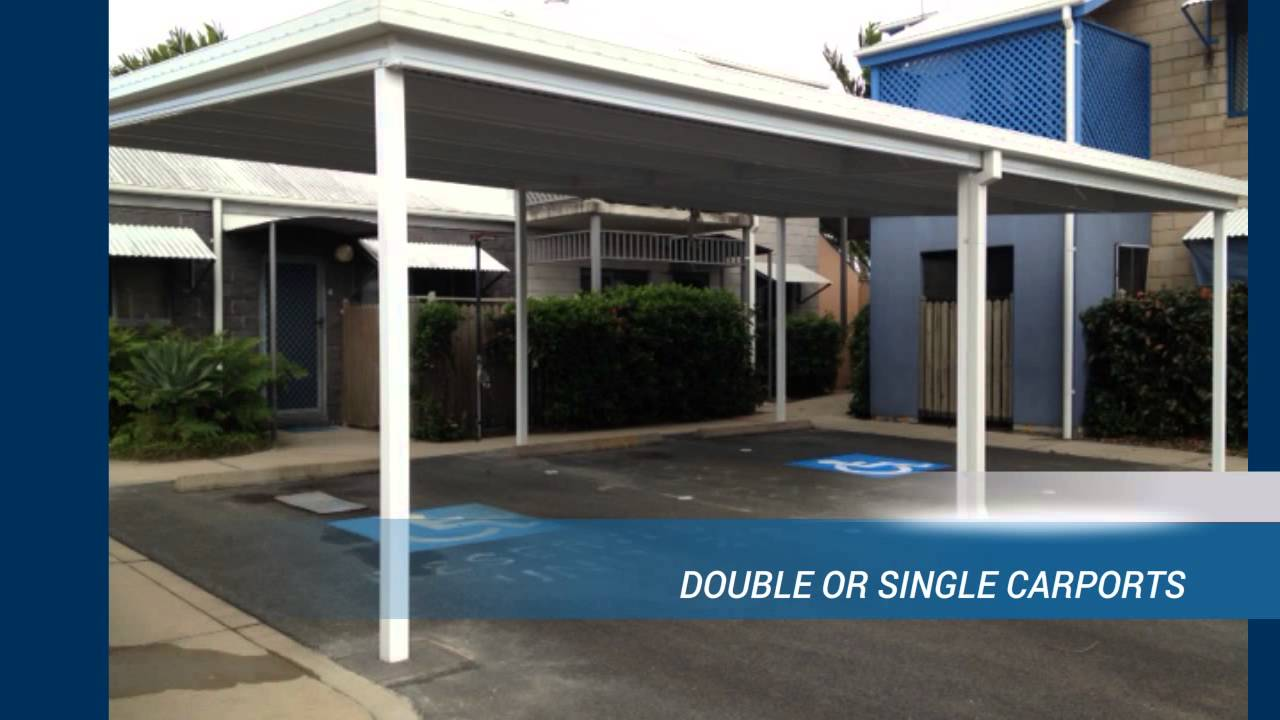 carports brisbane southside pro carports youtube. Black Bedroom Furniture Sets. Home Design Ideas