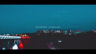 Wanna One (워너원) 'Beautiful' - Piano Cover