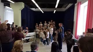 Открытие академии популярной музыки Игоря Крутого в Курске