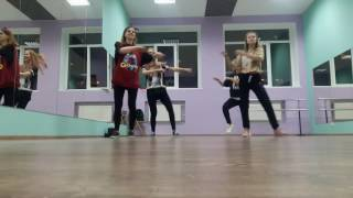 Serebro my money / Dance Studio Freedom of Motion