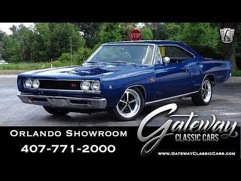 1968 Dodge Coronet Gateway Classic Cars Orlando #1474