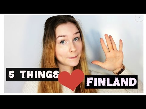 Things I Love About Living In Finland | KatChats