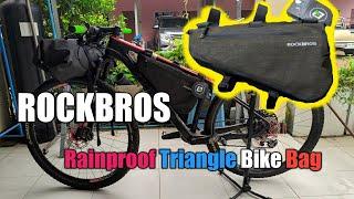 ROCKBROS Bikepacking Frame bag