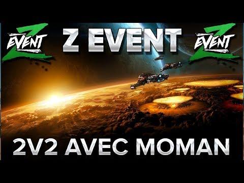Z Event #5 : Starcraft 2 avec MoMaN