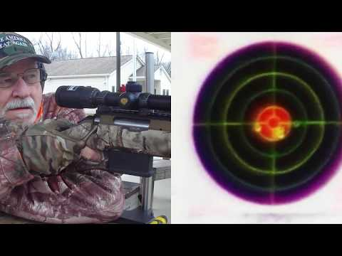 Ruger American 6 5 Creedmoor 100 Yards