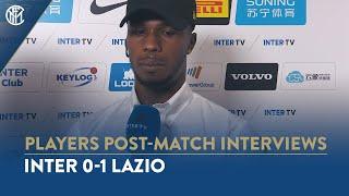 INTER 0-1 LAZIO | KEITA BALDE INTERVIEW: