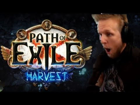 Path Of Exile: Harvest! Deep-Dive Analysis With Quin69, Chris Wilson Interview With ZiggyD And More!