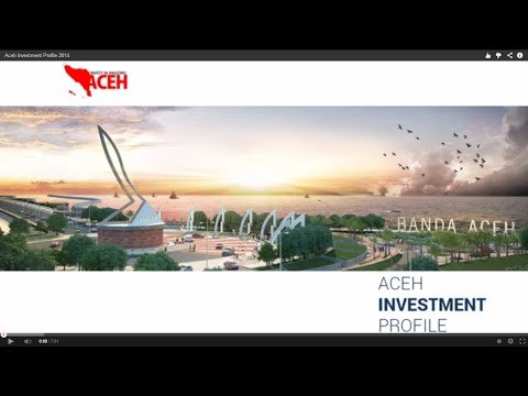 Aceh Investment Profile 2014