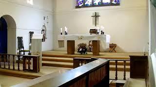 Eucharist - Blessed Virgin Mary