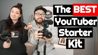 What You Need to Start a YouTube Channel | Best YouTuber Starter Kit 2020