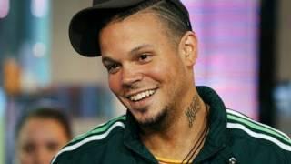Calle 13 se viene en la boca de Santini
