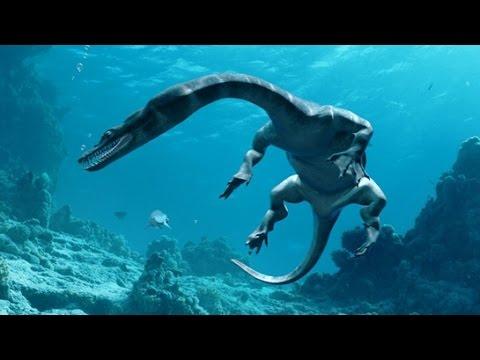 Морские динозавры National Geographic