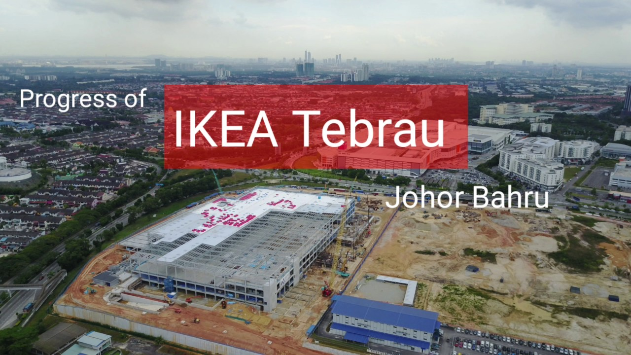 Progress Of Ikea Tebrau Johor Bahru 27 March 2017