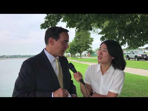 NAFTA Renegotiations-Xinhua Manzella Interview