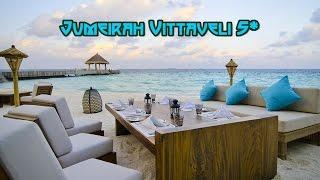 Мальдивы. Роскошный отель Jumeirah Vittaveli 5* ❤Лучшие отели Мальдивских островов❤