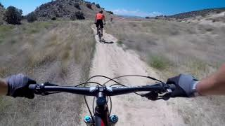 Dakota Trail Mountain Biking