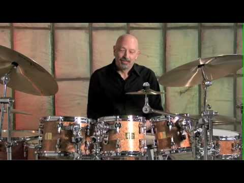 Steve Smith Sonor drums part 1