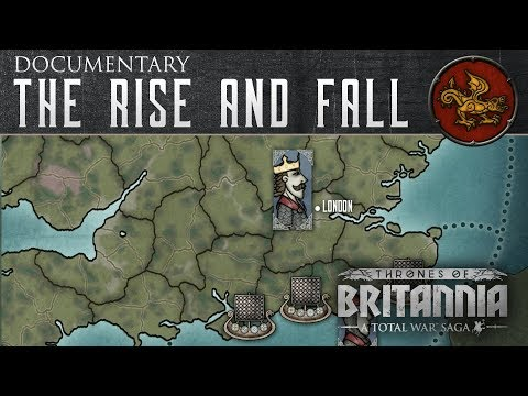 Rise and Fall of the Anglo Saxons - Thrones of Britannia