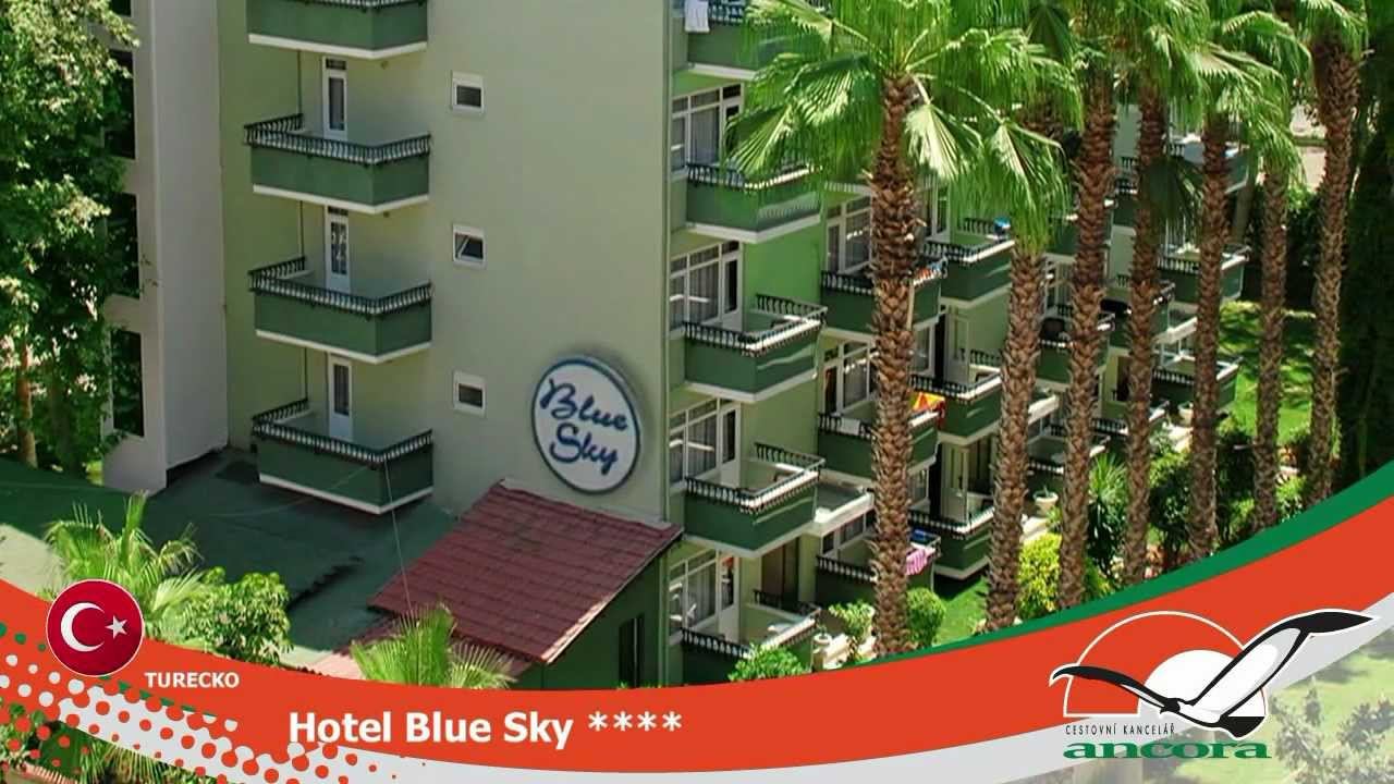 blue sky hotel alanya