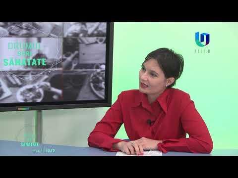 TeleU: Sorin Ursoniu la Drumul spre sanatate