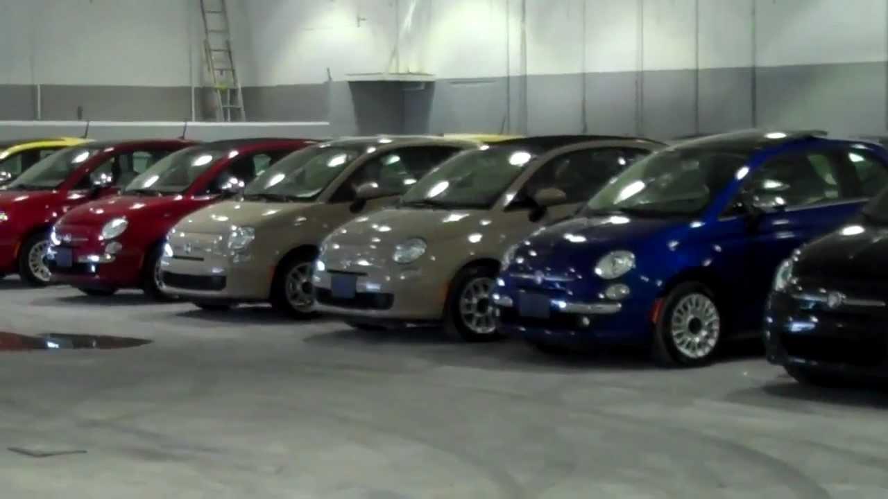 Montgomeryville FIAT Dealership Langhorne FIAT Dealers Trenton - Fiat dealers