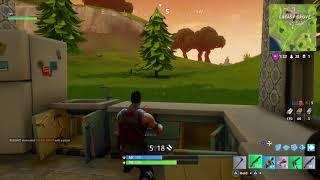 Fortnite grenade launcher lucky shot