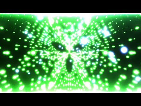 [Blender 3D] Eternity Larva's Danmaku