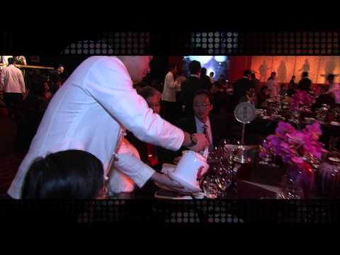 "Grand Hyatt Macau: 3rd Anniversary ""1930s Shanghai"" Themed Gala Dinner (Part2)"