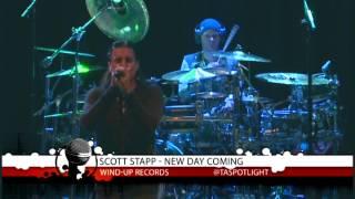 Scott Stapp New Day Coming