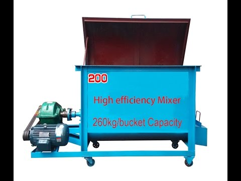 Horizontal feeding mixer online watch, and free download video or mp3 format