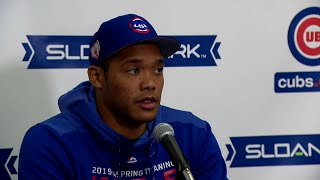 Cubs Shortstop Addison Russell Speaks Out On Domestic Abuse Case