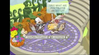 Animal Jam : Sad love story, I will do this for you.