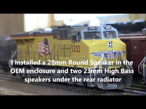Athearn Genesis ES44AC GEVO Union Pacific C45ACCTE
