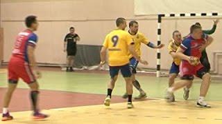 Как сыграли белгородские гандболисты