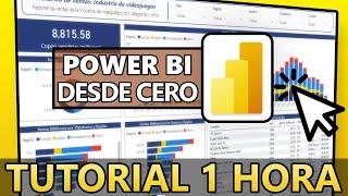 Cómo usar Power BI en 2021 (Tutorial desde cero)