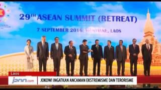 """Jokowi: Asean Wajib Menjaga Perdamaian dan Stabilitas di """"Rumah Kita"""" - JPNN.COM"""
