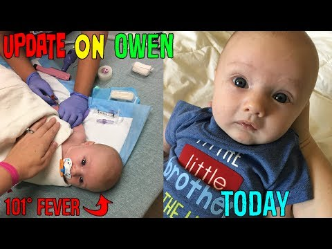 Baby Owen Update - Going to the Doctor