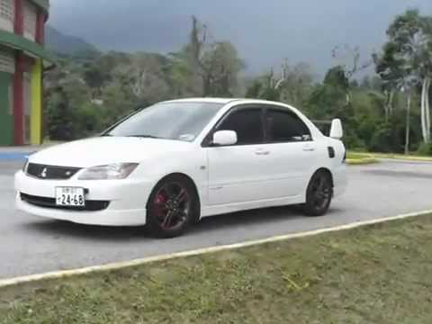 Lancer Ralliart 2005  YouTube