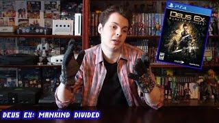 Типа как превью но нихрена не превью а просто бложик  Deus Ex Mankind Divided  новый Deus Ex уже совсем скоро  Больше