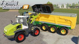 Sprzedaż kiszonki - Farming Simulator 19 | #15
