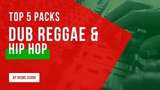 Top 5 | Dub Reggae Hip Hop Ableton Live Maschine Project Files | Samples Loops Sounds