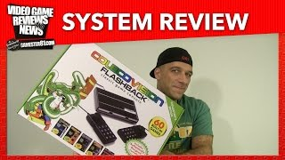 New ColecoVision Flashback System Reivew - Gamester81