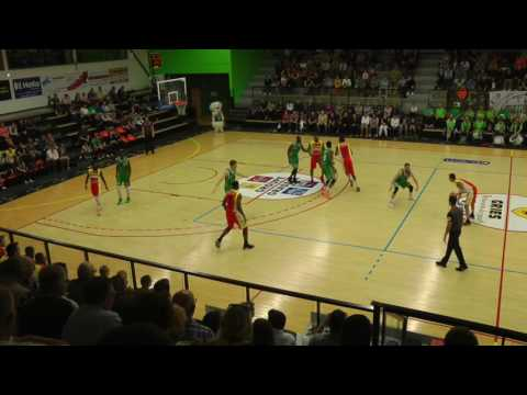 "NM1 league. BC ""Gries"" 91 vs 100 BC ""St. Vallier"". 01/04/2017"