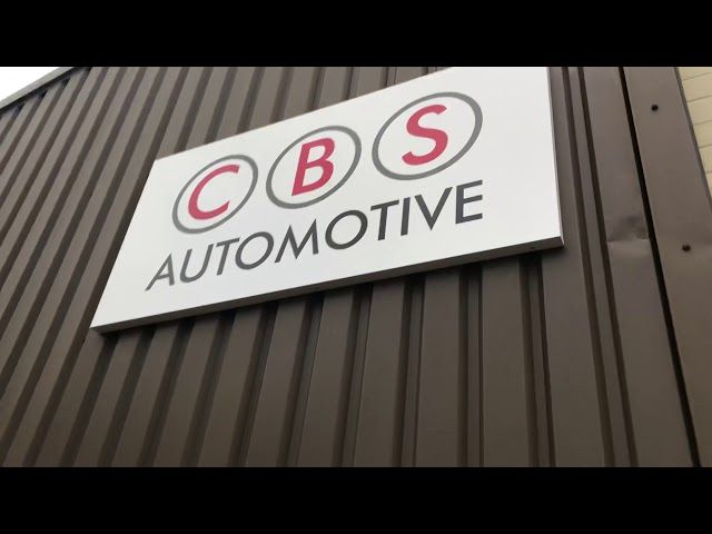 Mercedes S-Class 2018 security upgrade by CBS Automotive