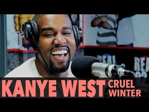 "EXCLUSIVE: Kanye West Announces ""Cruel Winter"", Drops First Single (Full Interview) 