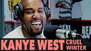 EXCLUSIVE: Kanye West Announces