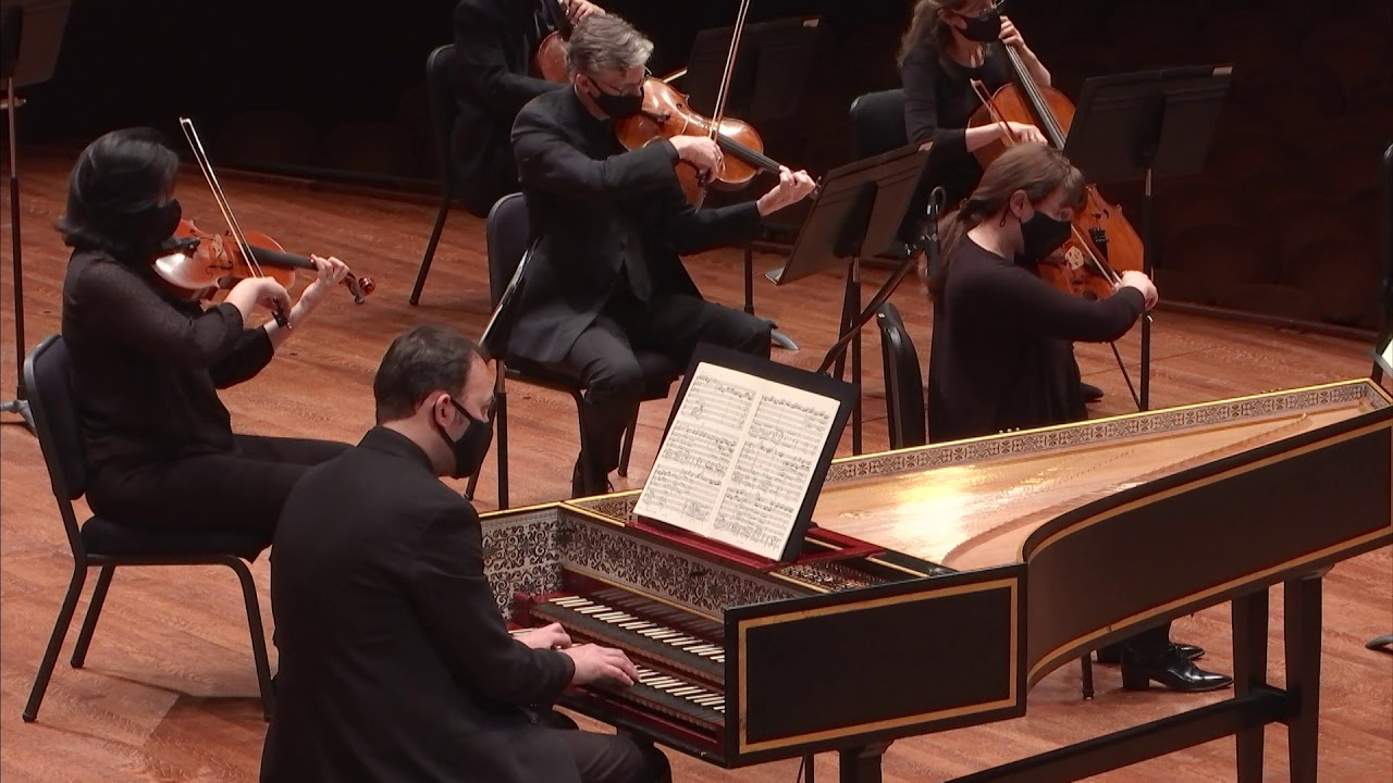 J.S. Bach: Oboe Concerto in F Major / Mary Lynch & Seattle Symphony
