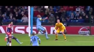 Манчестер Сити- Бавария (3-2)