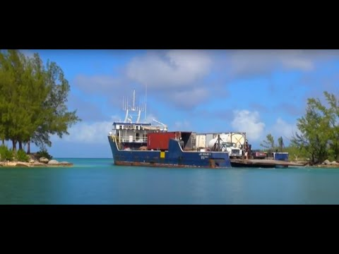 Bahama Mail Boat