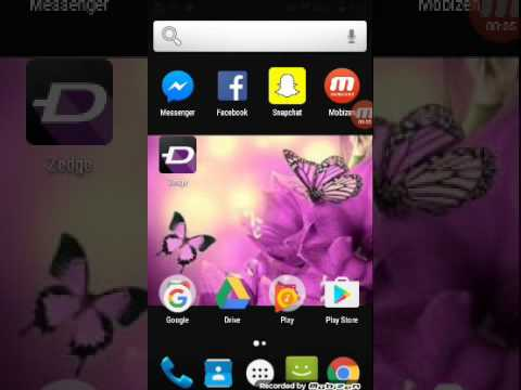 How to set up a ringtone for any phone(Zedge)